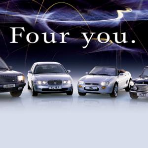 BWM Rover Werbekampagne