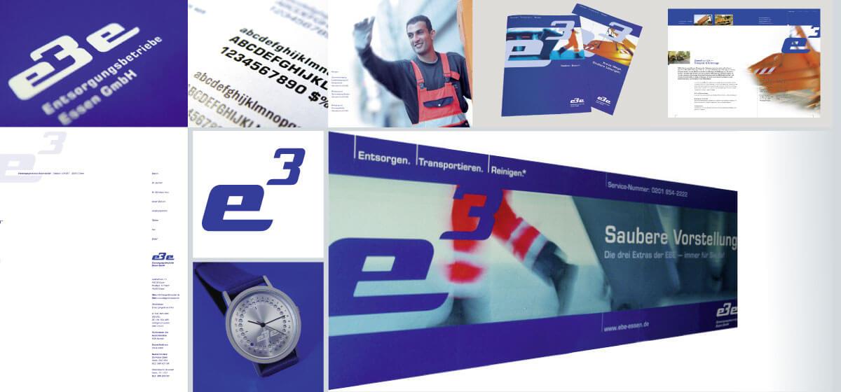 Bilder zum EBE Corporate Design