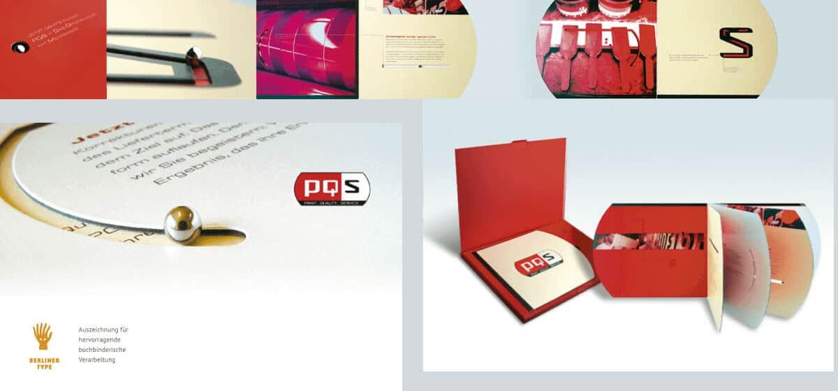 PQS Corporate Design