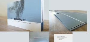 Padoc Corporate Design / Broschürendesign