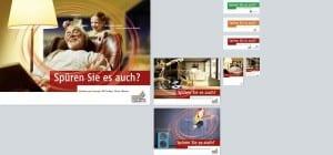 RWE Imagekampagne / Medien