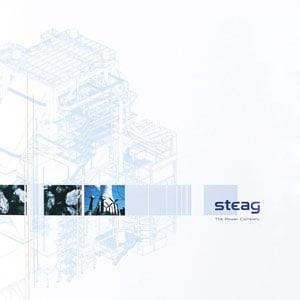 Steag Geschäftsbericht / Titel