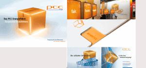 PCC Energie Markendesign